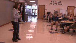 Peyton Town Hall Meeting
