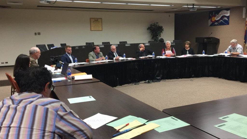Pueblo District 60 school board