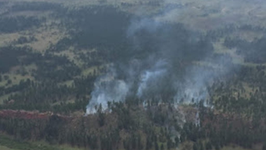 Douglas County Wildfire