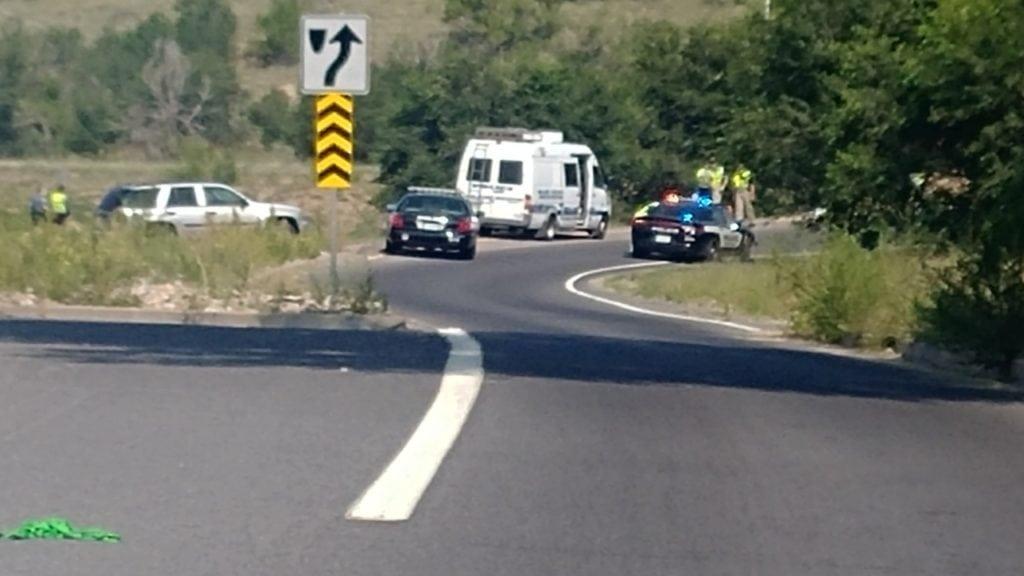 Circle Drive Fatal Crash