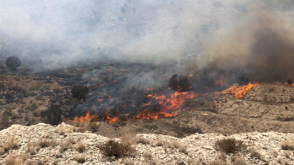 Stonemoor Fire