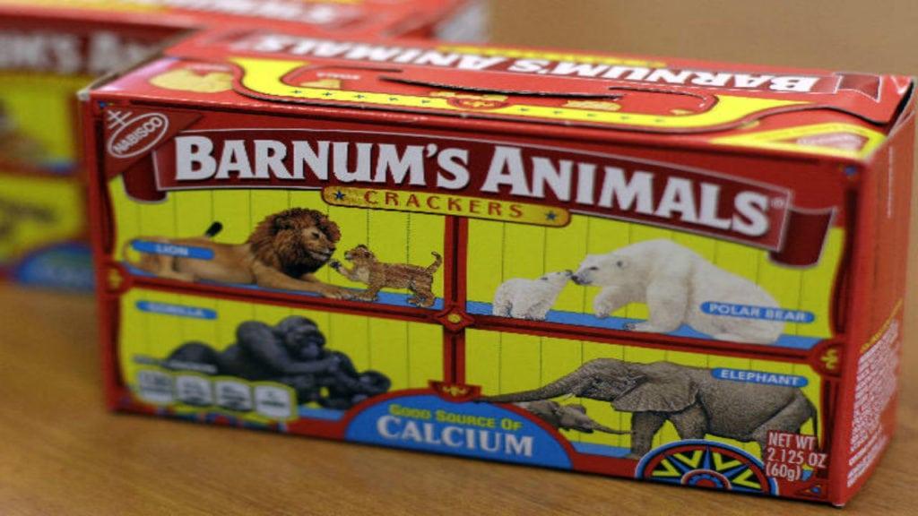 Animal Cracker old box