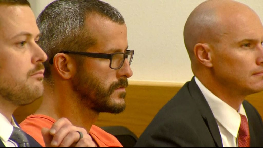 GRAPHIC CONTENT: Transcript and audio of Chris Watts confession