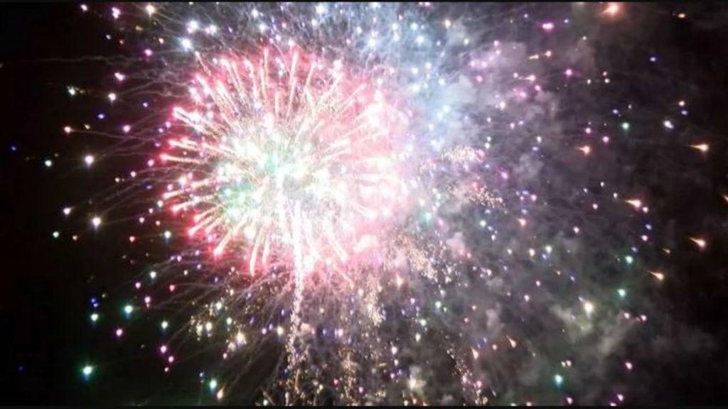 Cripple Creek Fireworks