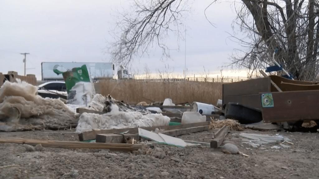 Illegal dumping still evident in city of Pueblo and Pueblo County.