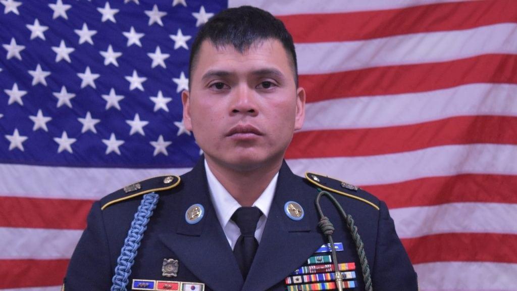 Staff Sgt. Diobanjo S. Sanagustin