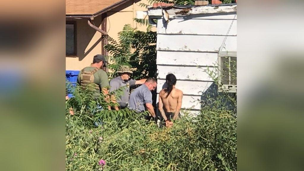 Fremont Co burglary suspect