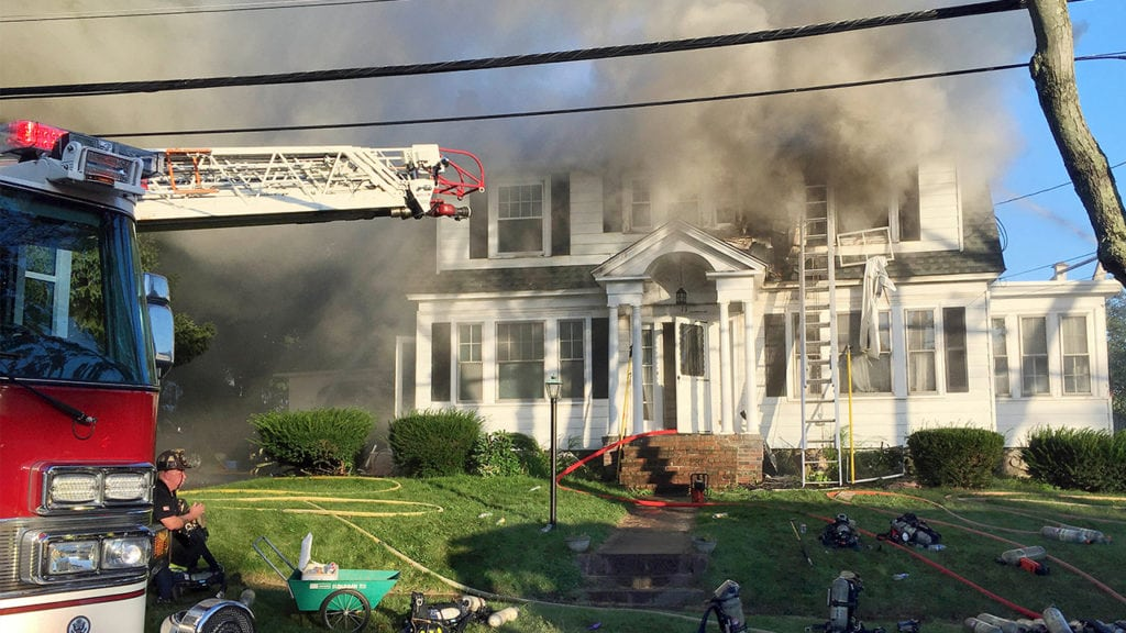One killed, 10 injured in Massachusetts gas explosions