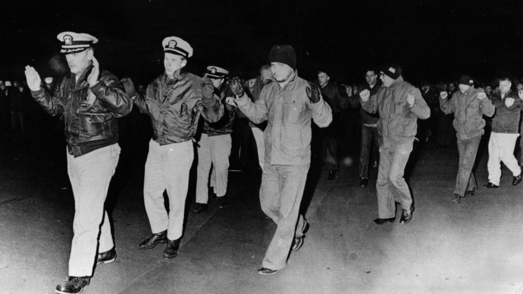 USS Pueblo Crew