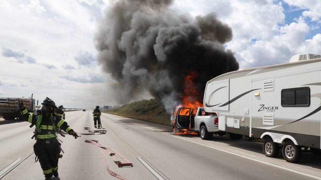 I-25 dually fire