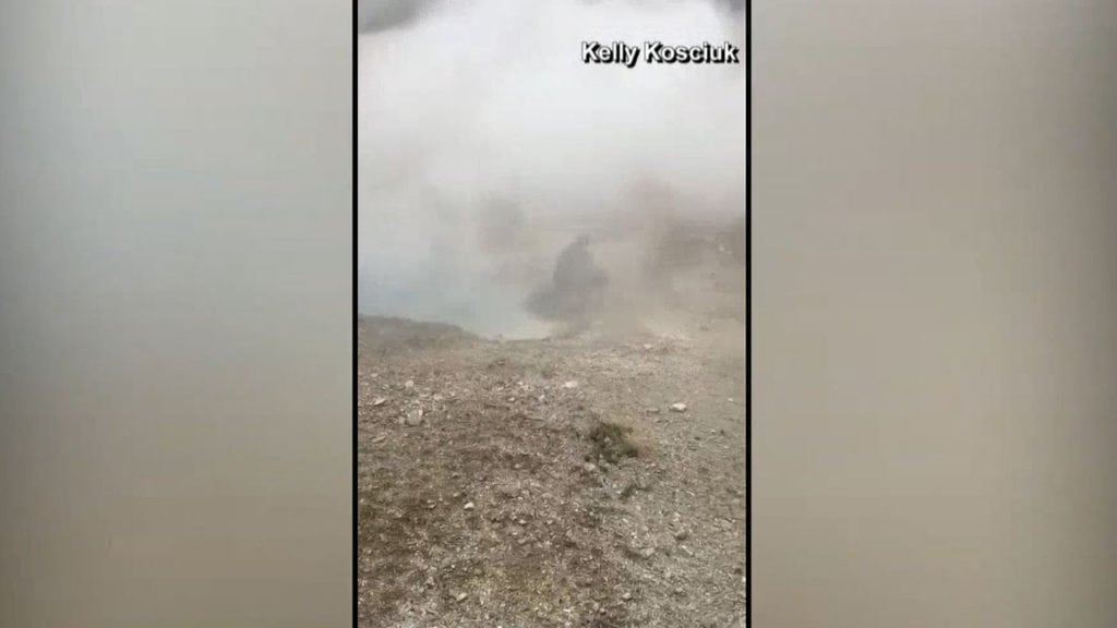 Yellowstone guy