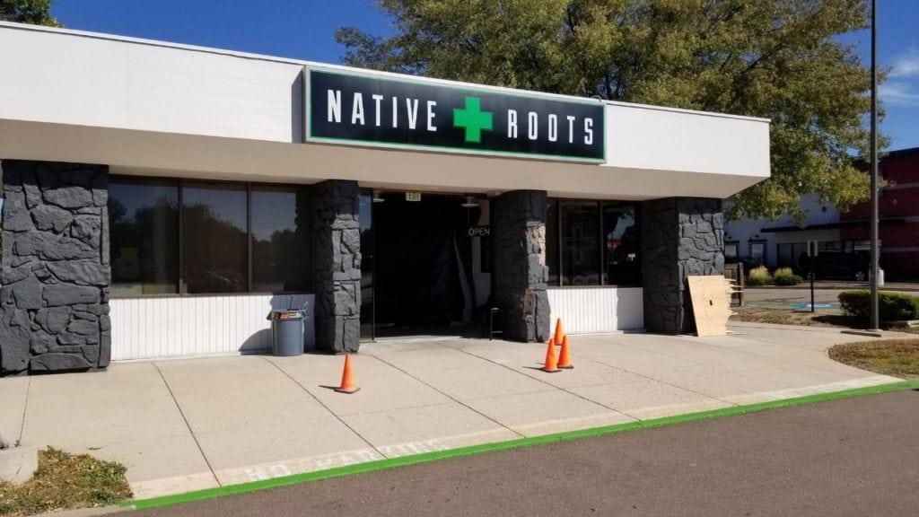 Native Roots Break-in