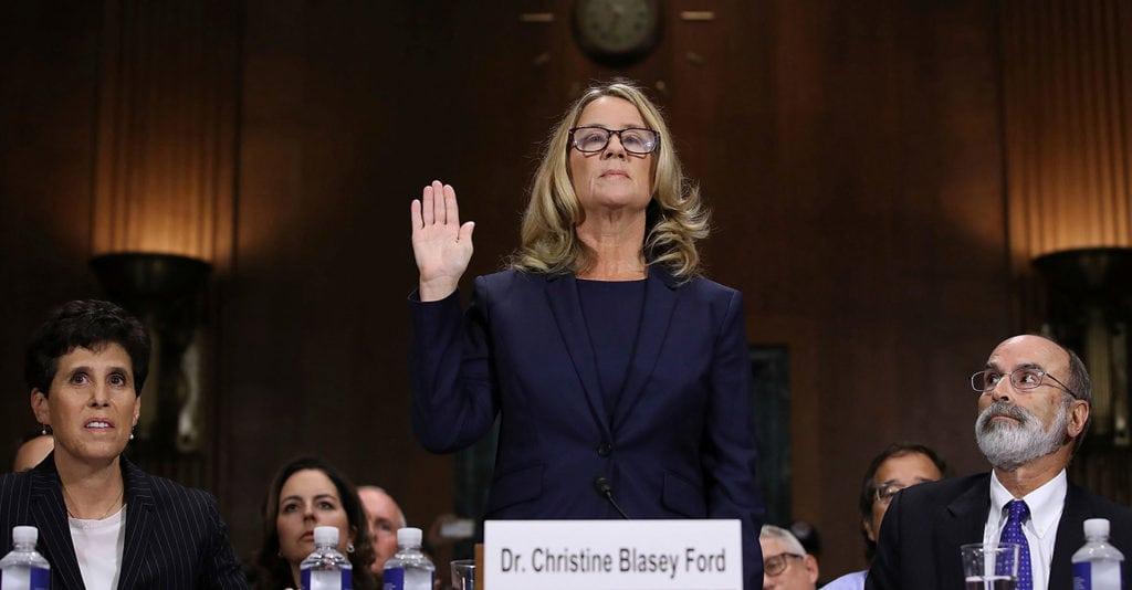 Christine Blasey-Ford