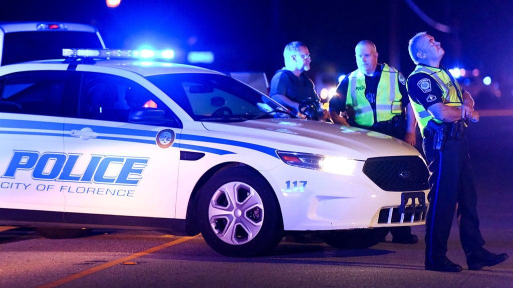 Florence Police Shooting
