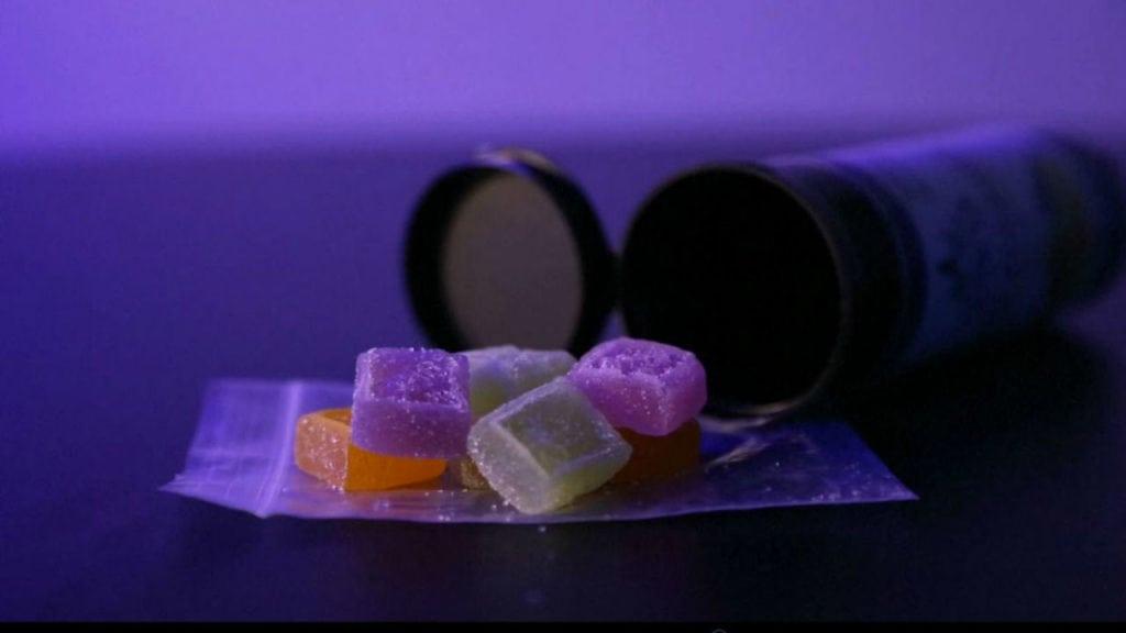 Candy-edibles