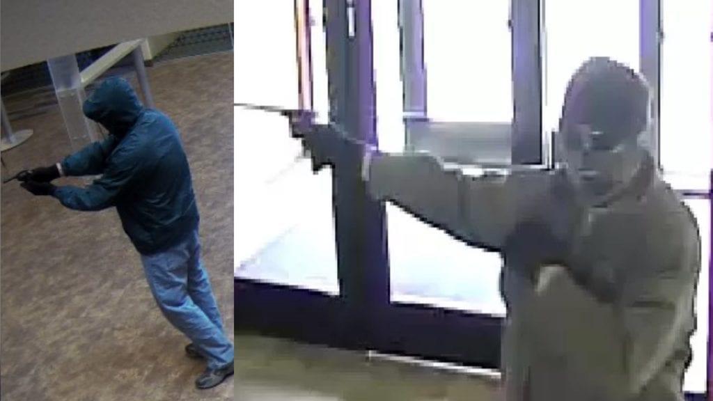 Pueblo West Bank Robberies