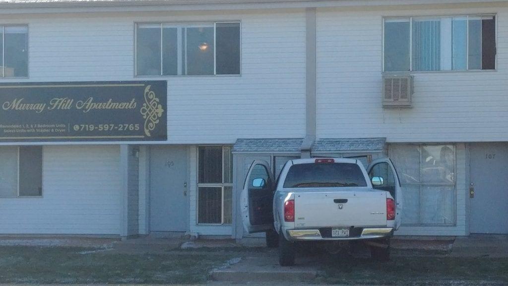 Murray Hills Apartment Crash