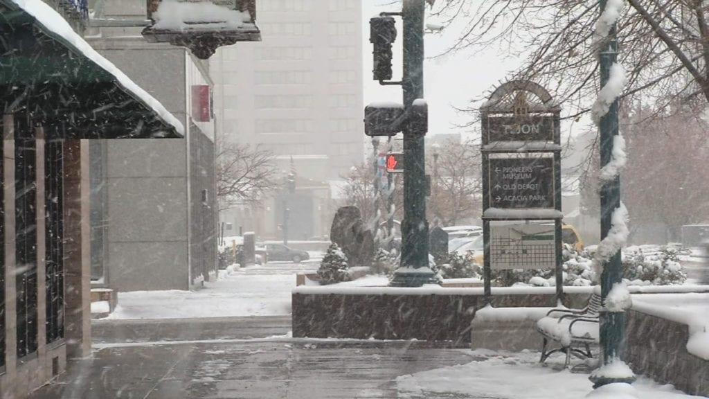 City agencies gear up for Winter Weather Preparedness Week
