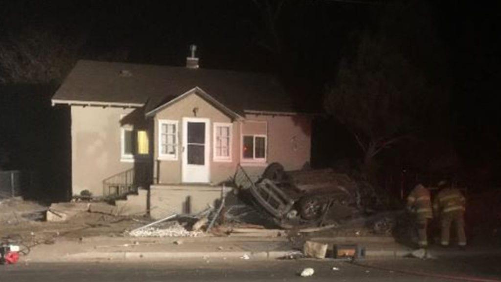 Pueblo crash