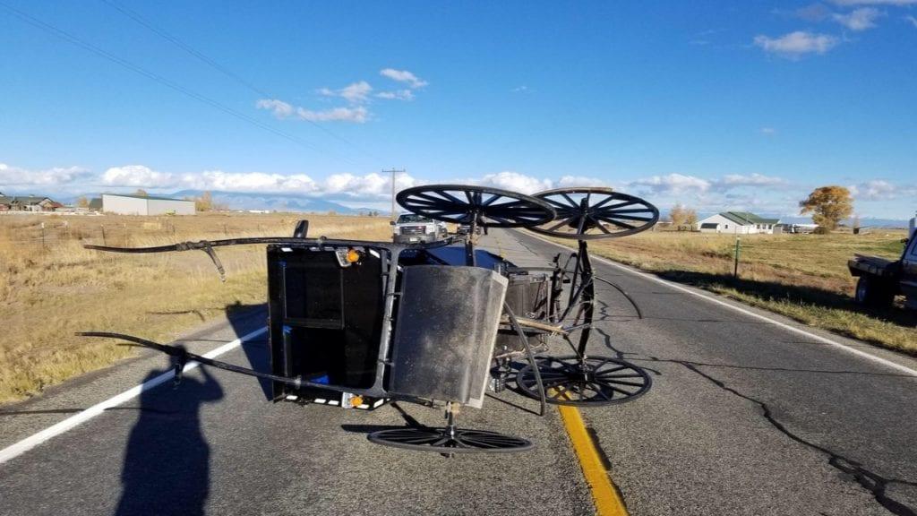 CSP Alamosa Buggy Crash