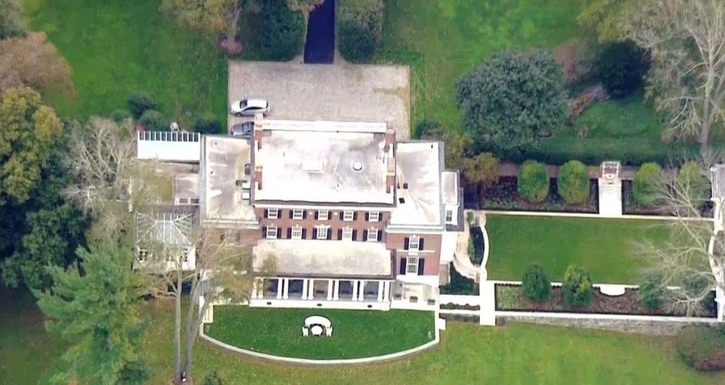 George Soros home