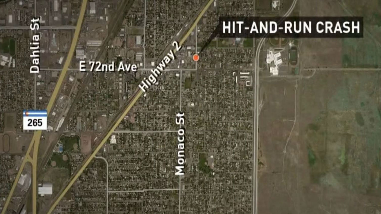 Medina Alert hit & run