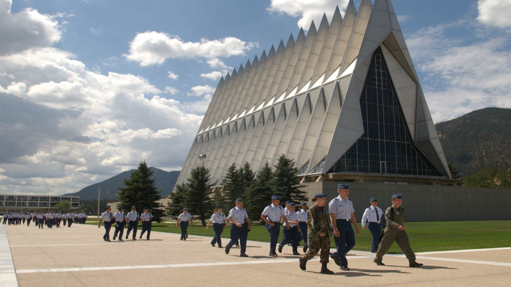 US Air Force Academy Cadet Chapel to remain open until June 2019 United States Air Force Academy Campus Map on american university campus, arkansas state university campus, united states army war college campus, maine maritime academy campus, northwestern university campus, texas tech university campus, howard university campus, rice university campus, northern illinois university campus, princeton university campus, university of chicago campus, ohio university campus, university of texas at austin campus, davidson college campus, university of rochester campus, west point academy campus,