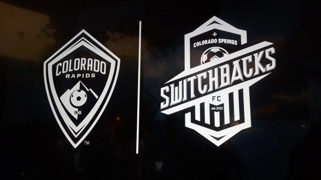 Colorado Rapids and Switchbacks