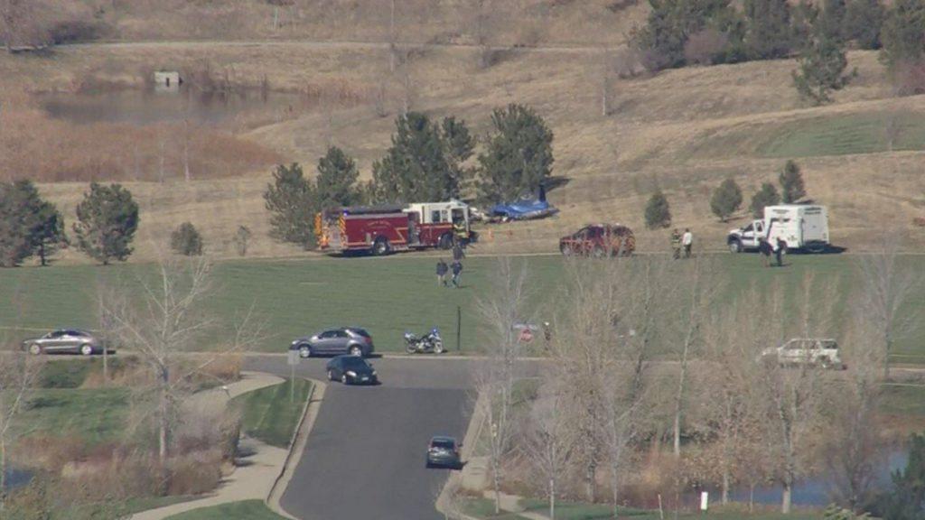 Plane Crash in Anthem Park