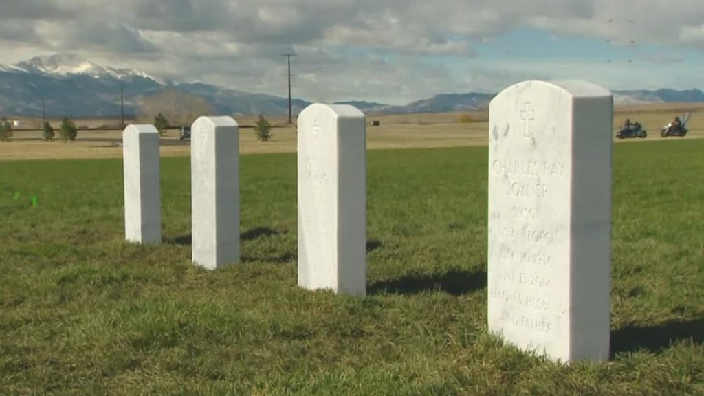 Pikes Peak National Cemetery