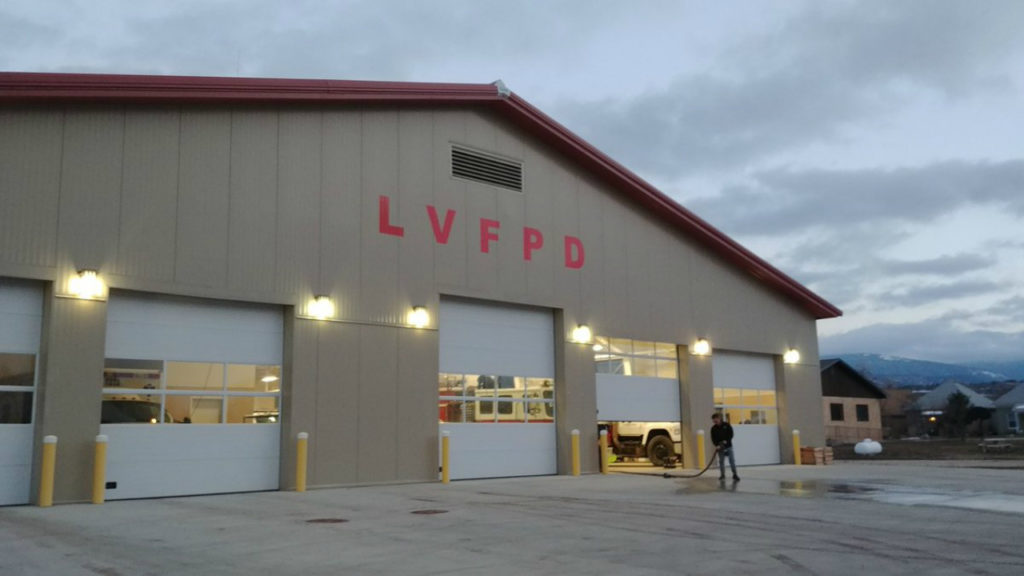 The La Veta Fire Protection District was hit hard by the Spring Fire in the summer of 2018. Facing a projected 25 percent budget cut due to state tax laws, the district asked its voters for the ability to dictate its mill levy process in the November 2018 election. It passed with 68 percent of the vote.