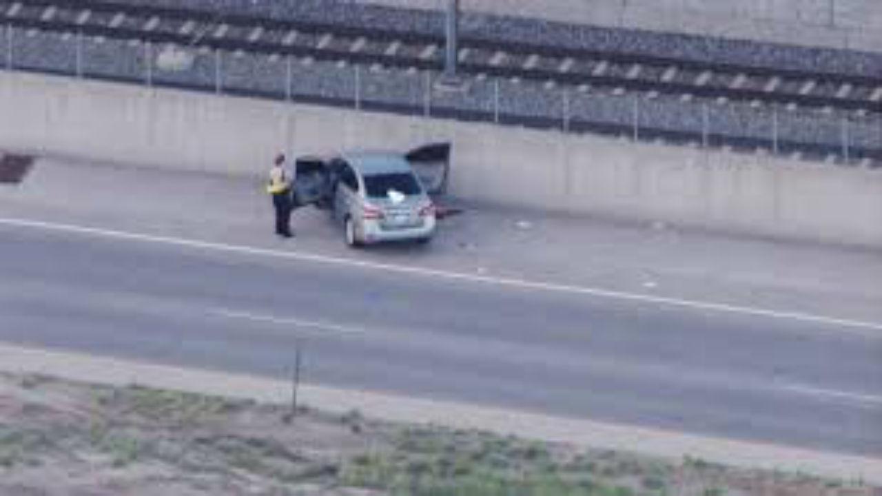 Uber driver shoots passenger