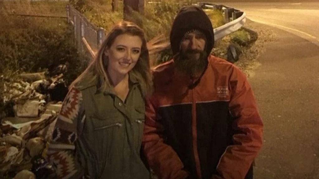 Homeless hoax