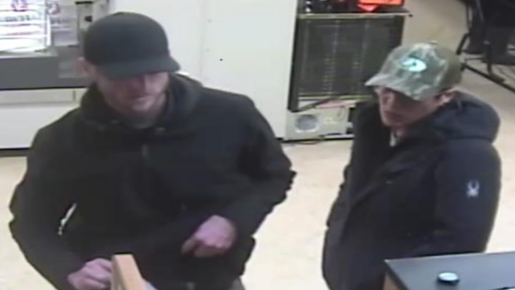 Pueblo West Bank Robbery