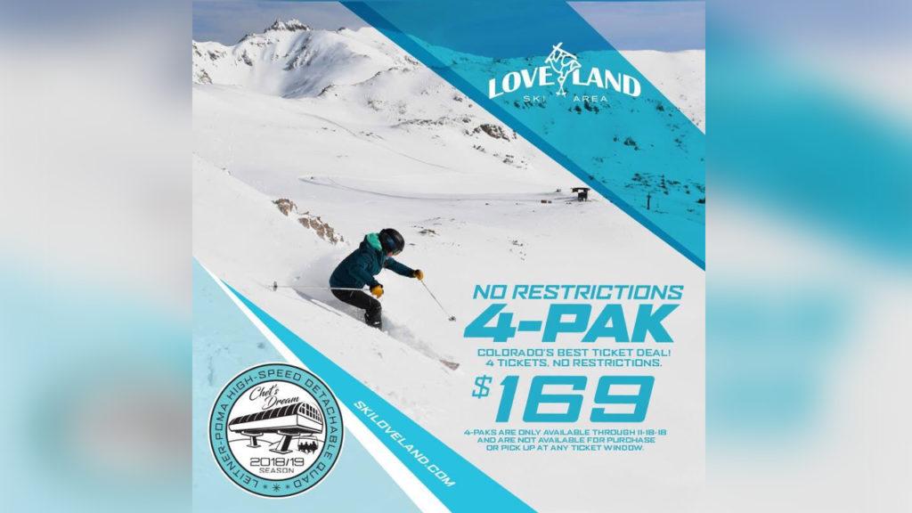 Loveland 4 Pak