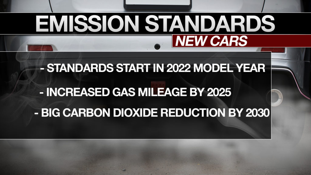 The Colorado Air Quality Control Commission unanimously approved new low-level emission standards, on par with California, on Nov. 16, 2018. The emissions aim to protect Colorado's environment, though opponents fear it will drive up costs.
