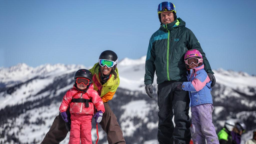 Copper Mountain Family Ski.