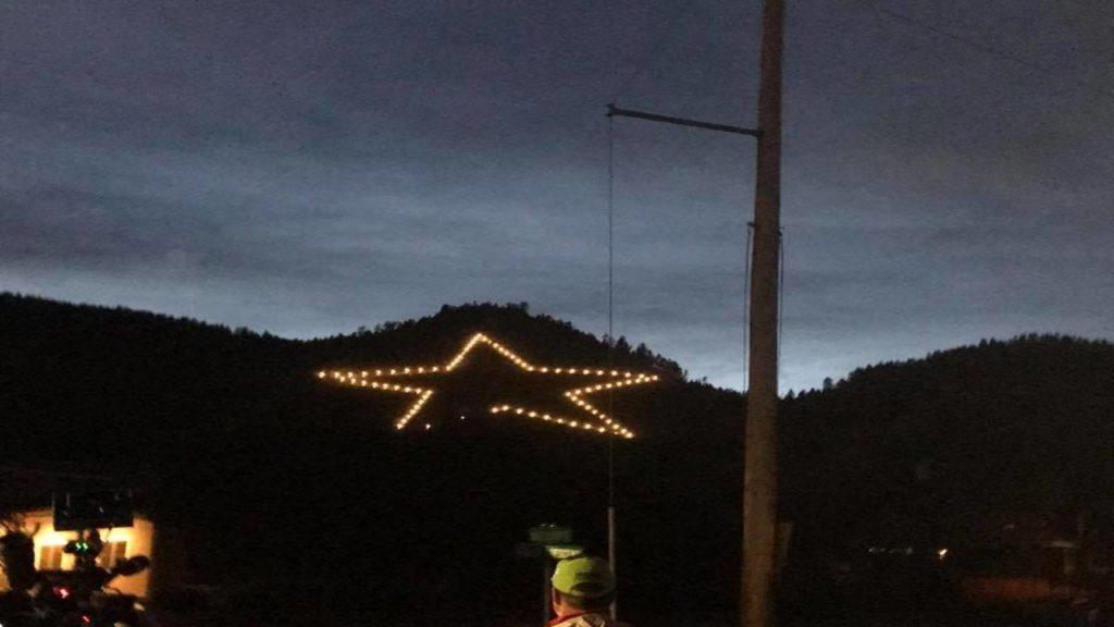 Palmer Lake Star Courtesy: Alasyn Zimmerman