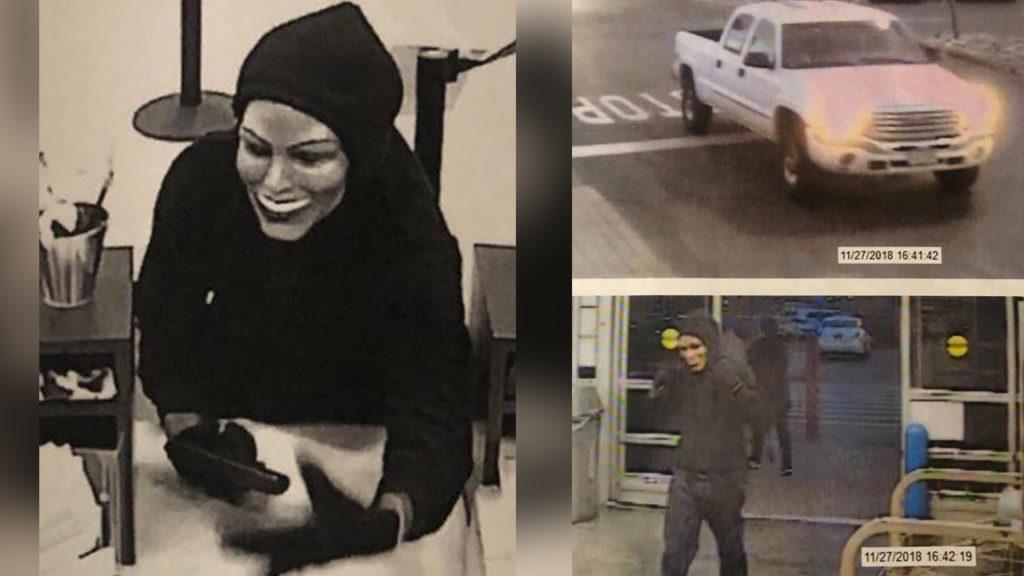 Pueblo bank robbery