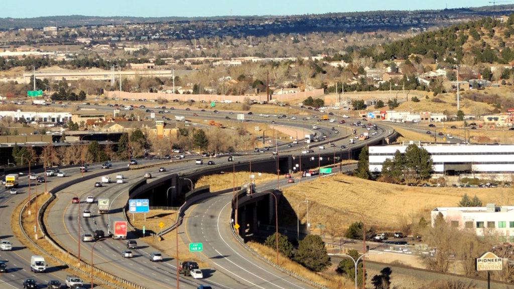 Rockrimmon interchange