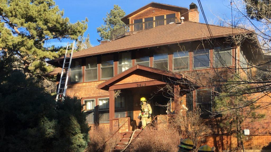 Oak Way House Fire