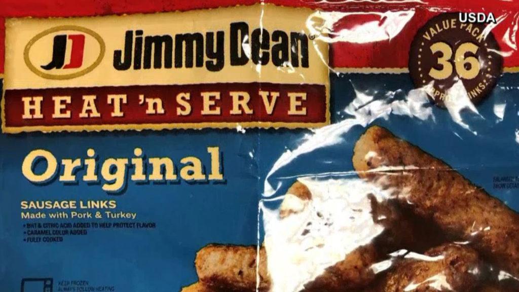 Jimmy Dean recall