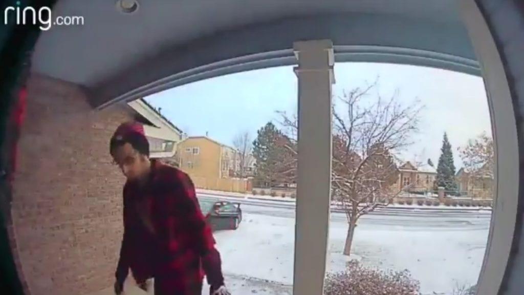 Porch Pirate Video