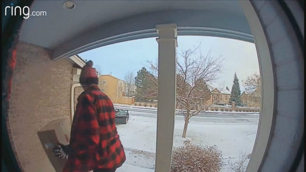 Colorado Springs Police, with the help of the public, arrested four people connected to a 'porch pirate' operation on Dec. 12, 2018.