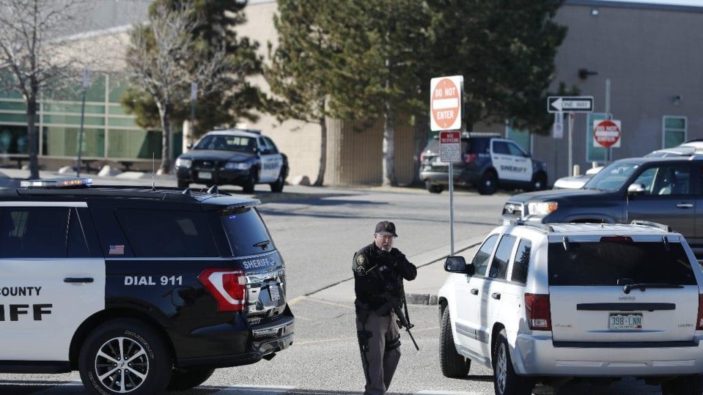 Columbine threat response