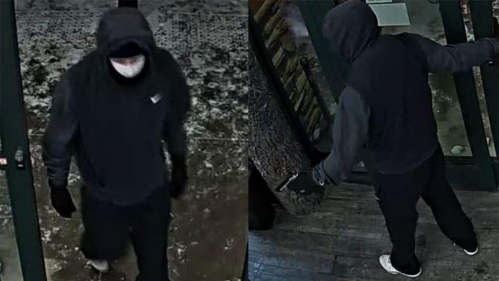 Maverick gas station robbery