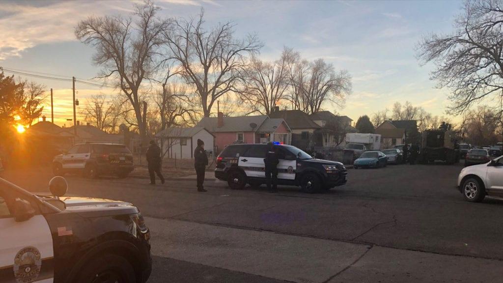 Pueblo SWAT situation