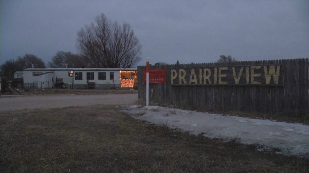 Residents in the Prairie View Mobile Home Park in Calhan are being forced out on May 1, 2019. The owner is transitioning the park into a nicer RV park.
