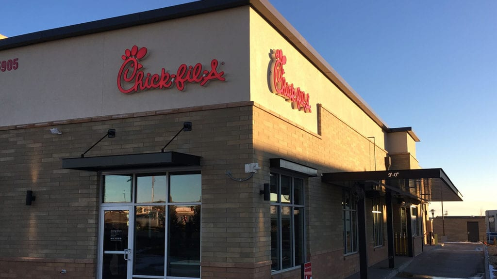 Newest Fil A Location Opens In Colorado Springs