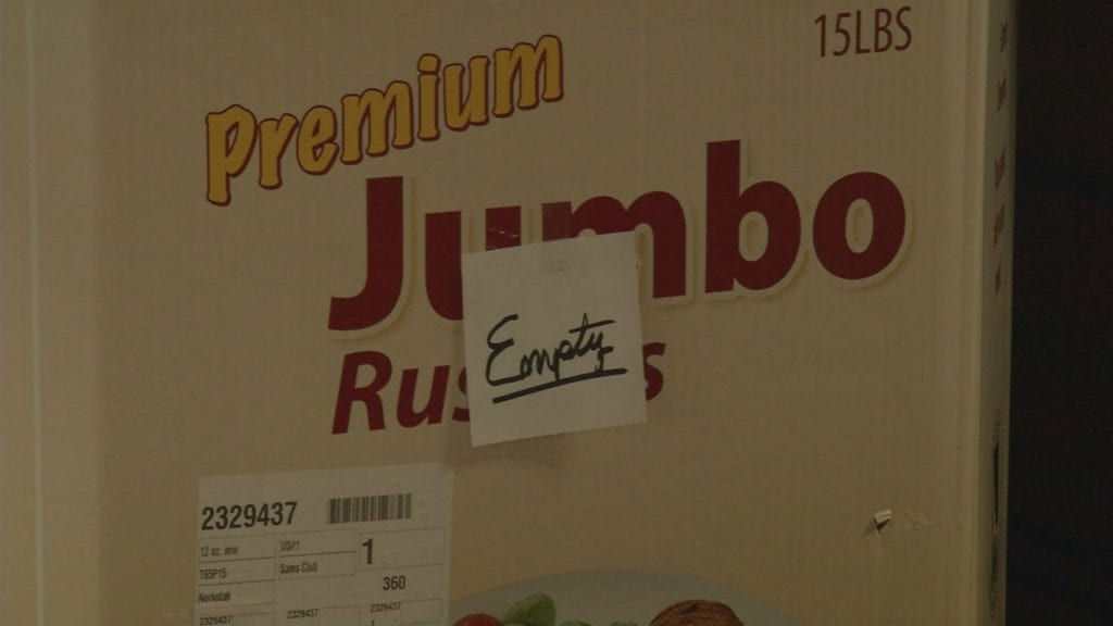 The Pueblo Cooperative Care Center is asking for donations after experiencing a spike in demand during the government shutdown.
